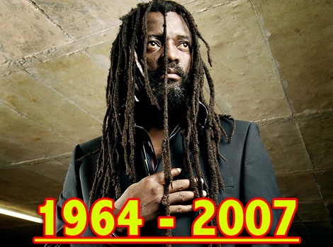 "#7 Lucky Dube ""War and Crime"""
