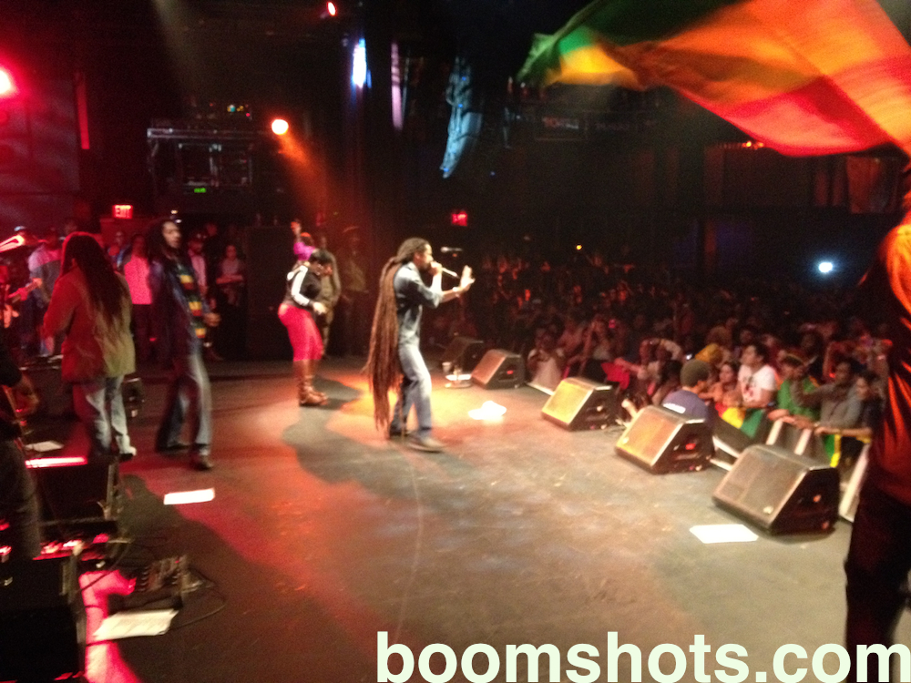 Damian, Stephen and Julian Marley Rock DJ Norie's Anniversary Show In New  York City