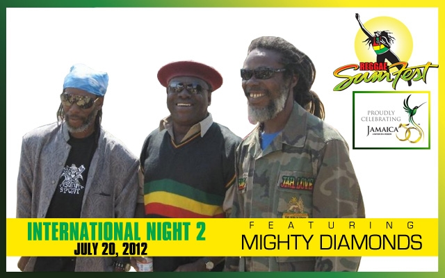 "Mighty Diamonds ""Pass The Kutchie"""