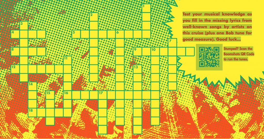 Boomshots Crossword Grid