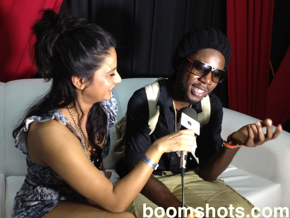 Chronixx Interview
