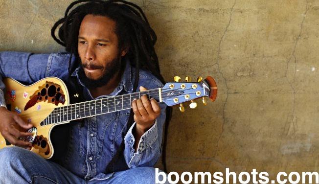 """Ziggy Marley """"Ziggy Marley In Concert"""""""