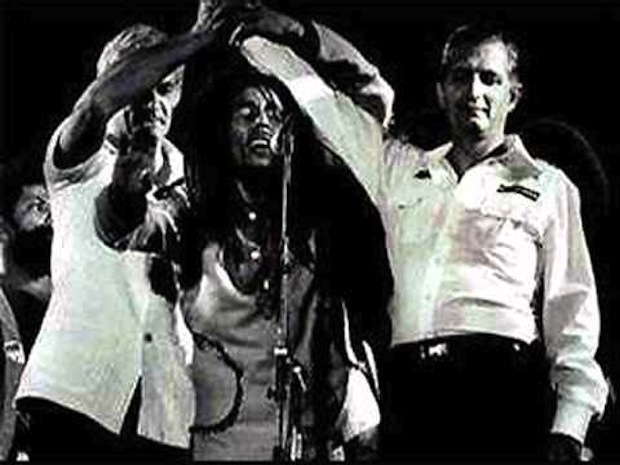"3 · Bob Marley & The Wailers ""One Love Peace Concert"""