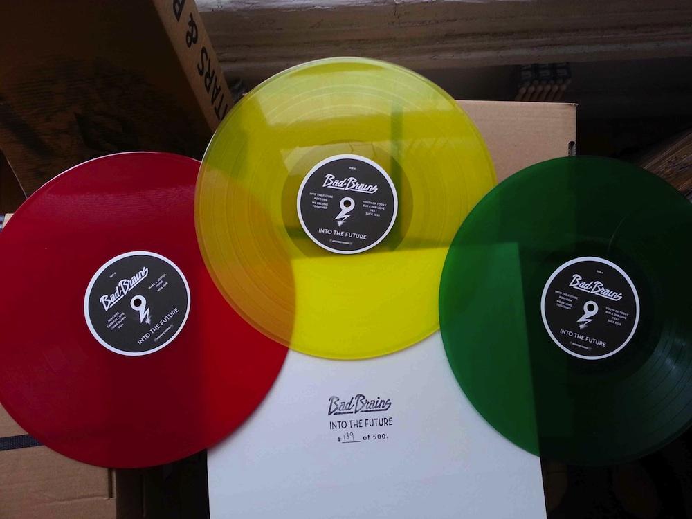 Bootleg Vinyl