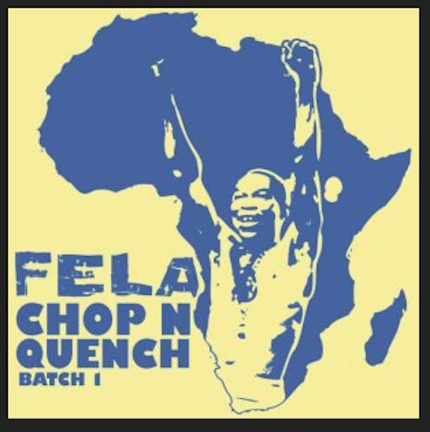 """Fela Kuti """"Jeun Ko Ku (Chop'n Quench)"""""""