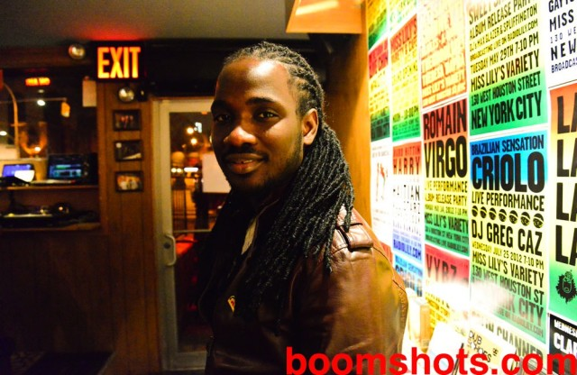 "I-Octane Pon Radio Lily ""Me Ting Global, So De Ting Set"""