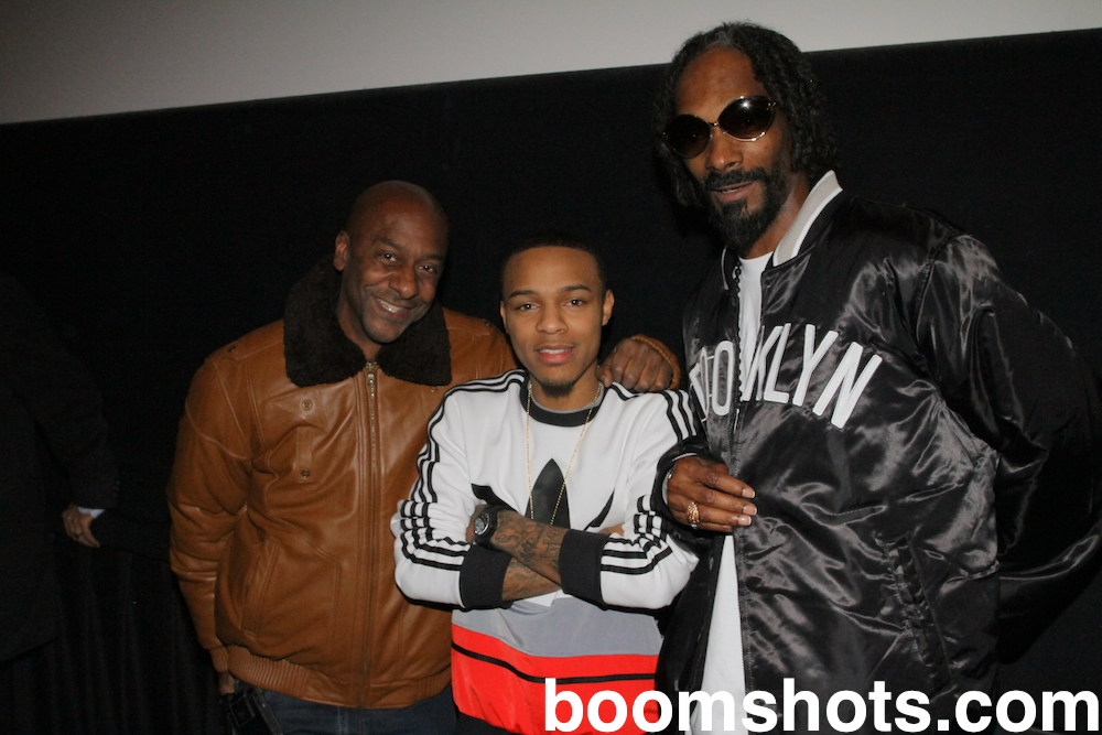 BET's Stephen Hill, Bow Wow, & Snoop
