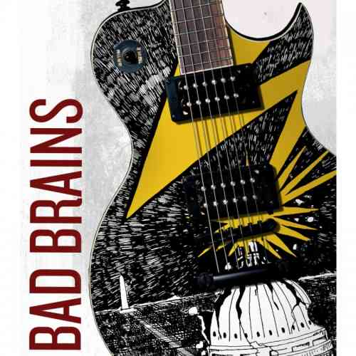 Custom Bad Brains Guitar