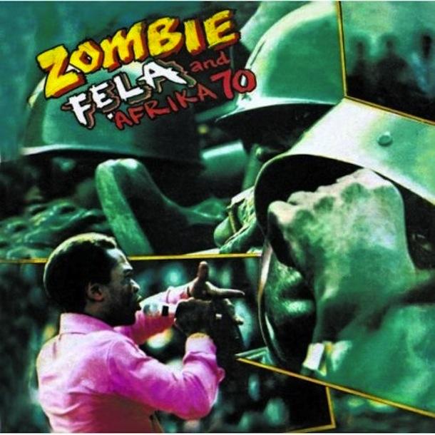 "Fela Kuti ""Zombie"""