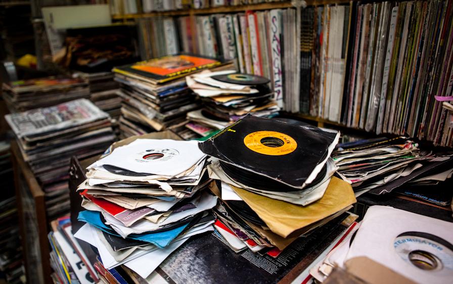 New York City S Reggae Record Shops Boomshots