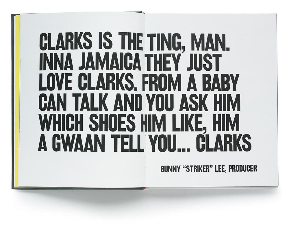 """""""Clarks ah de ting"""""""