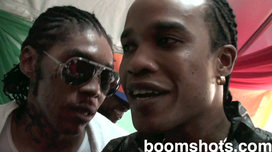 WATCH THIS Vybz Kartel Intros The Portmore Empire