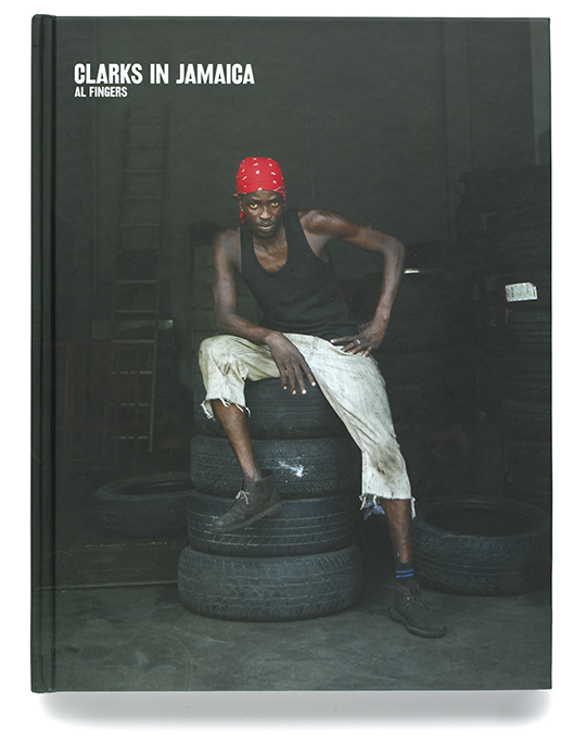 """Clarks In Jamaica"" book cover"