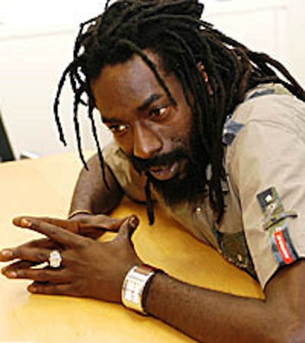 "Buju Banton ""Legalize It"""