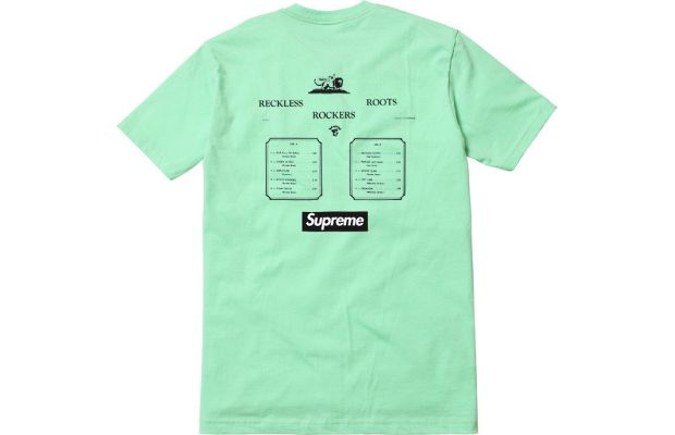 Wackies x Supreme
