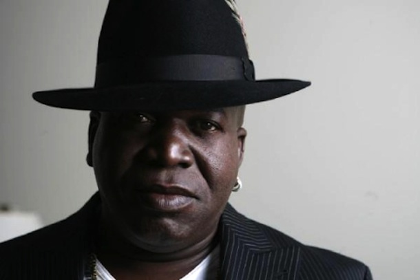 "#3 Barrington Levy ""Mandela Free"""