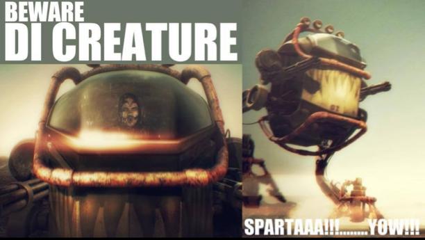 BewareDiCreature