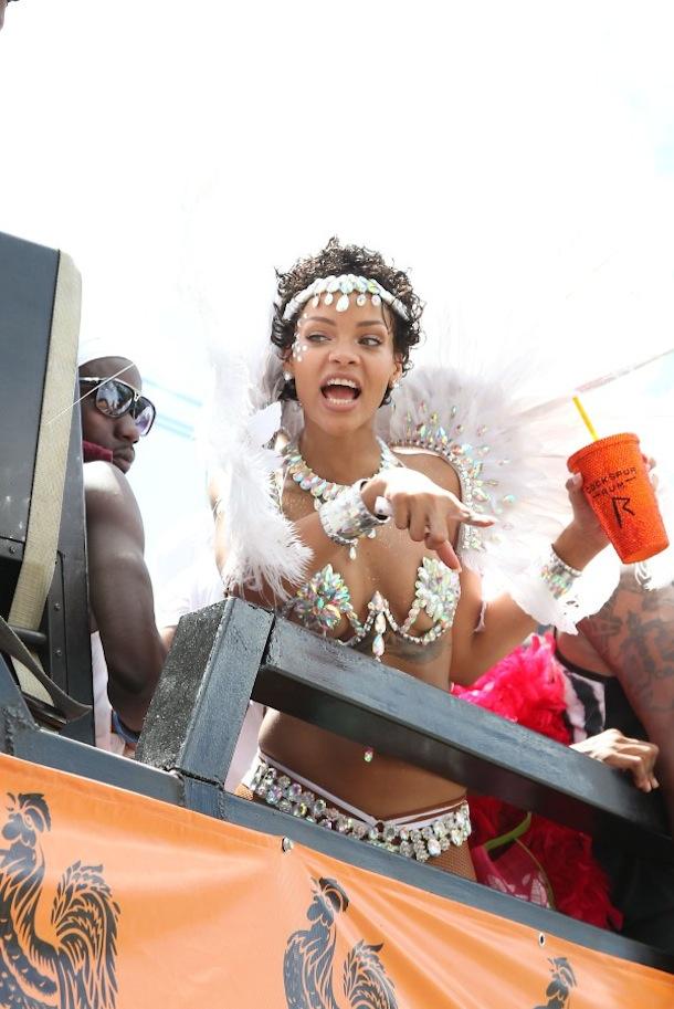 Rihanna x Cropover