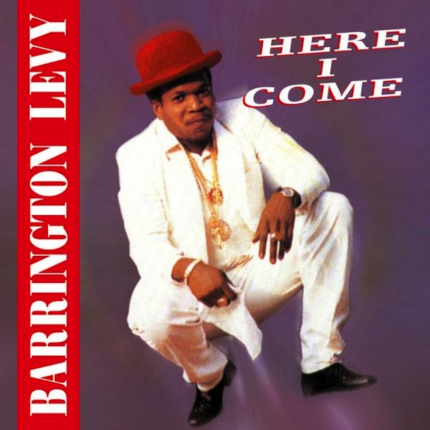 "Barrington Levy ""Here I Come"" (1985)"