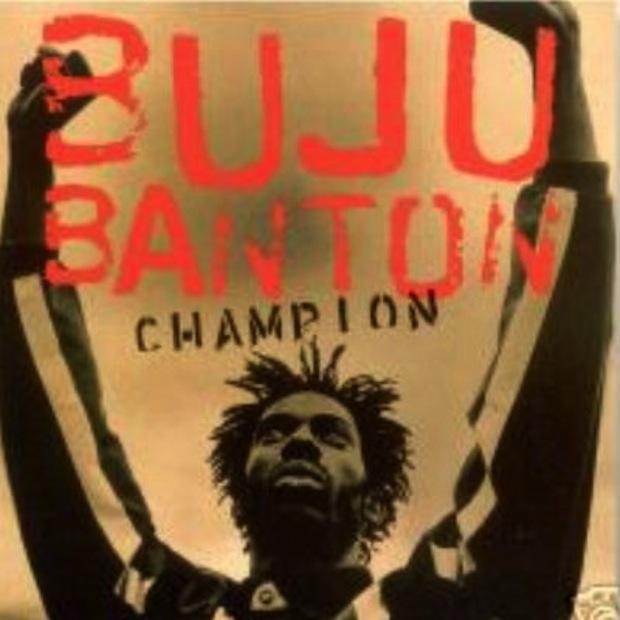 "Buju Banton ""Champion"" (1995)"