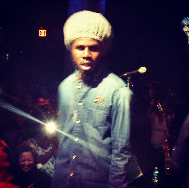 Chronixx Amp Zinc Fence Redemption Start A Fire In Nyc