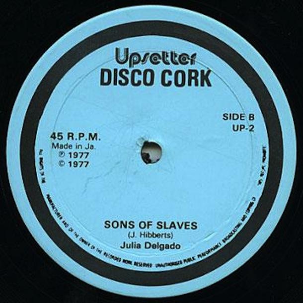 """Junior Delgado - """"Sons of Slaves"""" (1977)"""