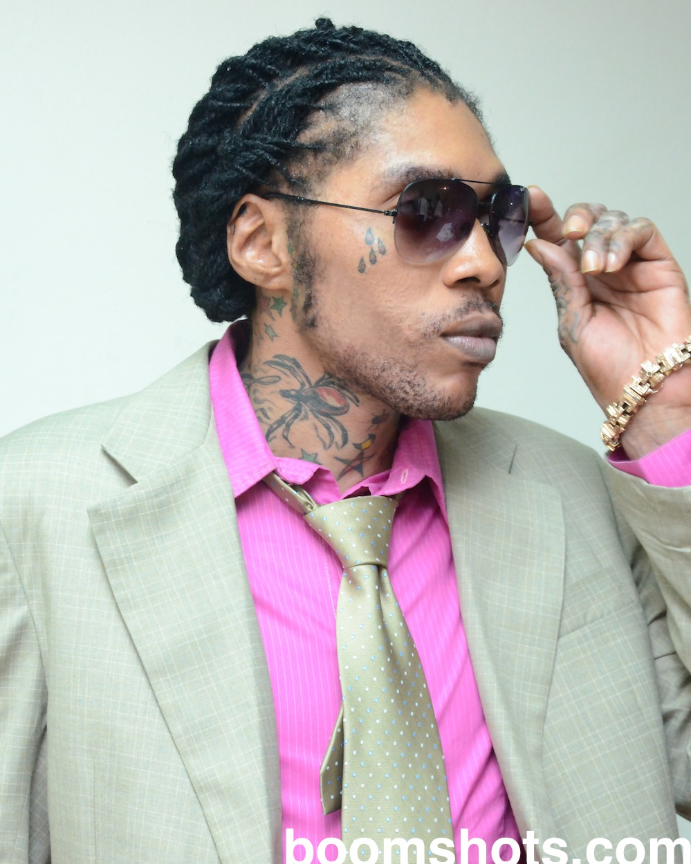 "Vybz Kartel ""Mr. Officer"""