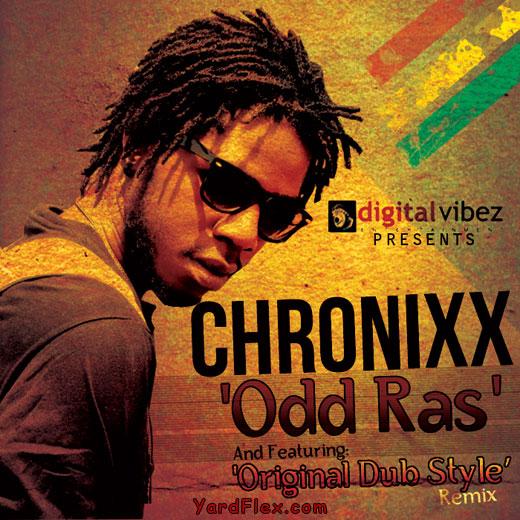 "Chronixx - ""Odd Ras"" (2012)"