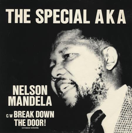 """#10 Special A.K.A. """"Free Nelson Mandela"""""""