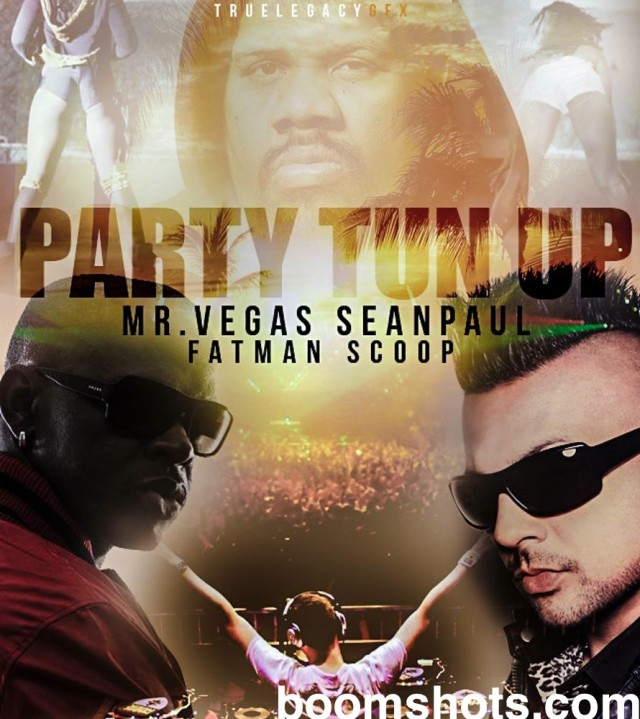 "WATCH THIS: Mr. Vegas ft. Sean Paul & Fatman Scoop ""Party Tun Up  (Remix)"" Official Music Video"