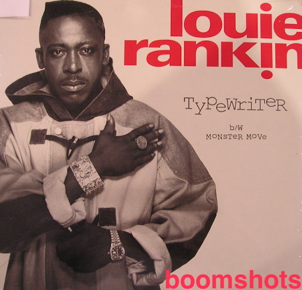"#7 Louie Rankin ""Typewriter"""