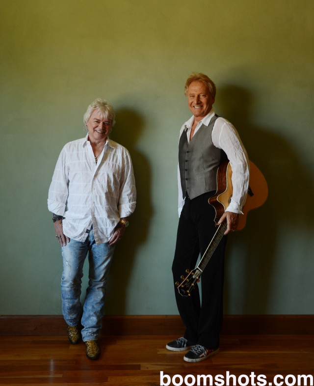 "Air Supply's Lord Graham Russell On The Group's Jamaican Fanbase: ""It Really Took Us By Surprise."""