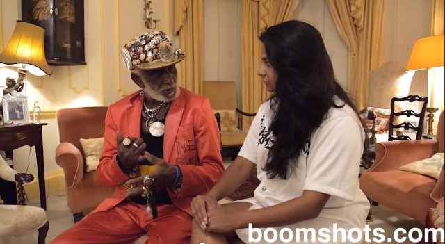 "Reasoning with Lee ""Scratch"" Perry: ""The Black Ark Preserve Life and It Kill"""