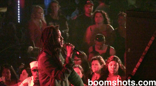"""WATCH THIS: Black-Am-I """"In The Ghetto"""" Live Pon The WTJ Cruise"""