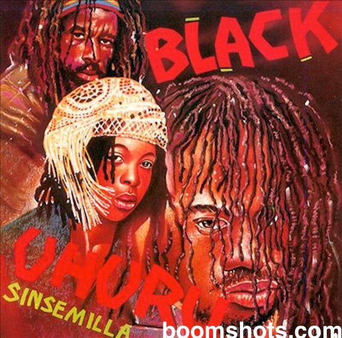 """Black Uhuru """"Sensimilla"""""""