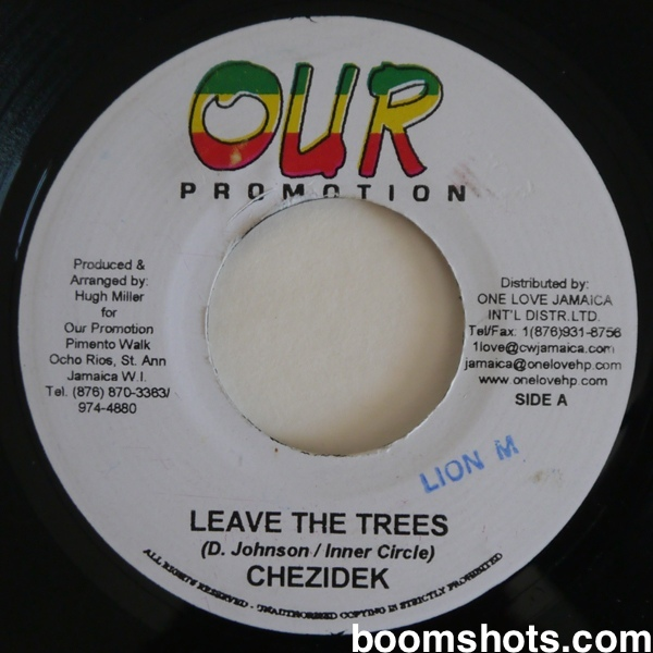 "Chezidek ""Leave The Trees"""