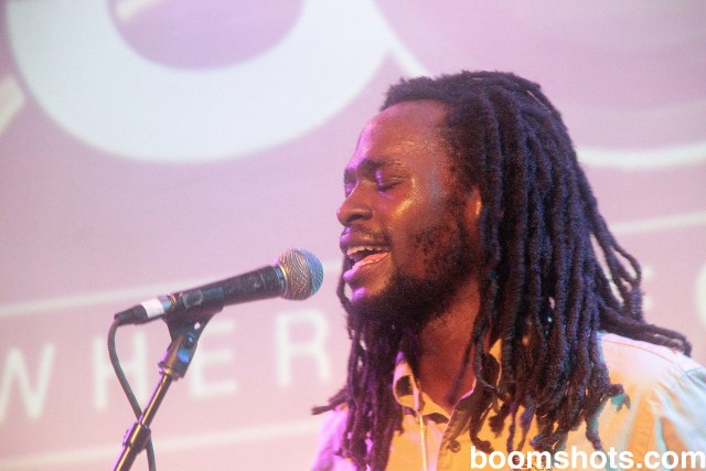 Royalty In NYC: Jesse Royal and The King Suns at SOBs
