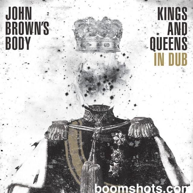 "PREMIERE: John Brown's Body ""Pulsing Dub"""