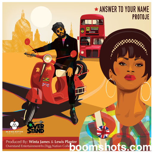 """HEAR THIS: Protoje """"Answer to Your Name"""""""