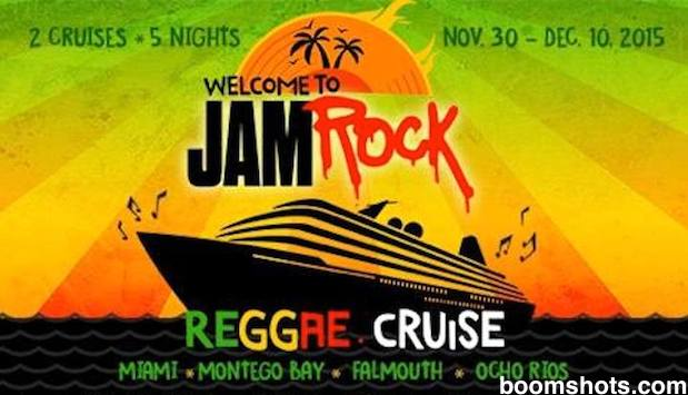 Welcome to Jamrock Reggae Cruise Doubles Up for 2015