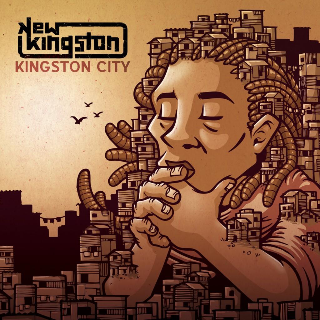 New Kingston Album Cover